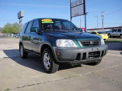 1999 Honda CR-V for sale in Oklahoma City, OK