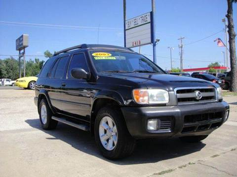 2003 Nissan Pathfinder for sale in Oklahoma City, OK