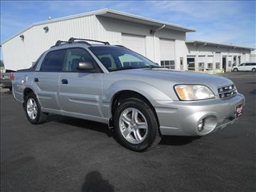 Subaru Baja For Sale Arkansas