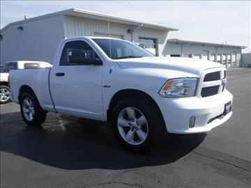 2013 RAM Ram Pickup 1500 for sale in Lansing, KS