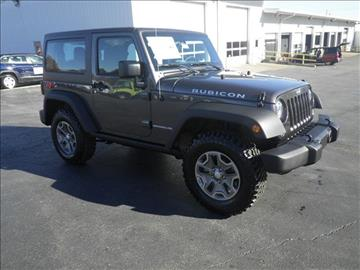 Jeep Wrangler For Sale Kansas