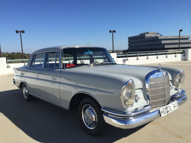 1963 mercedes benz 220s in clinton township mi makdisi for 1963 mercedes benz 220s for sale
