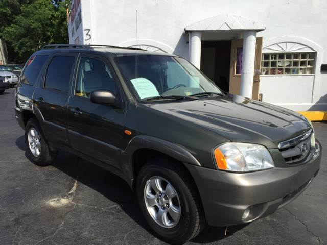 2002 mazda tribute lx v6 2wd 4dr suv in clinton township. Black Bedroom Furniture Sets. Home Design Ideas