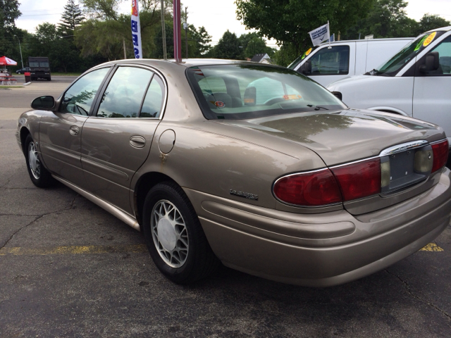 2001 buick lesabre custom 4dr sedan in clinton township mi makdisi motors. Black Bedroom Furniture Sets. Home Design Ideas