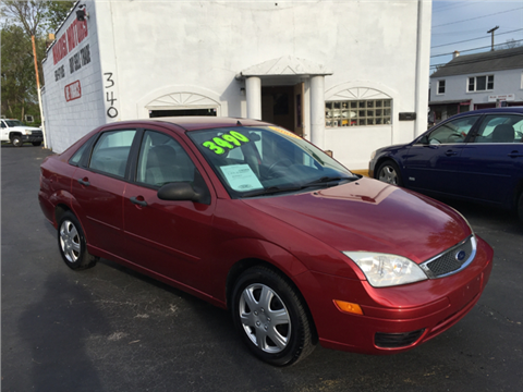 2005 Ford Focus for sale in Clinton Township, MI