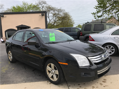 2009 Ford Fusion for sale in Clinton Township, MI