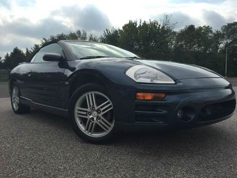 2004 Mitsubishi Eclipse Spyder for sale in Philadelphia, PA
