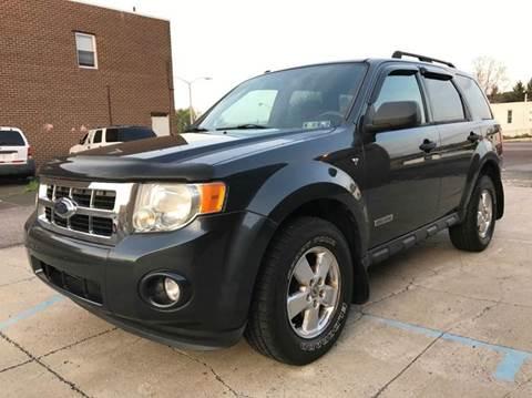 2008 Ford Escape for sale in Philadelphia, PA
