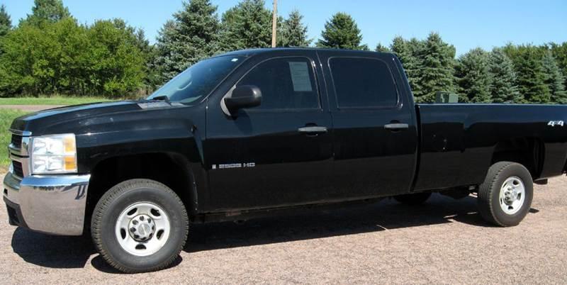 2009 chevrolet silverado 2500hd 4x4 work truck 4dr crew cab lb in marion sd rapp motors. Black Bedroom Furniture Sets. Home Design Ideas
