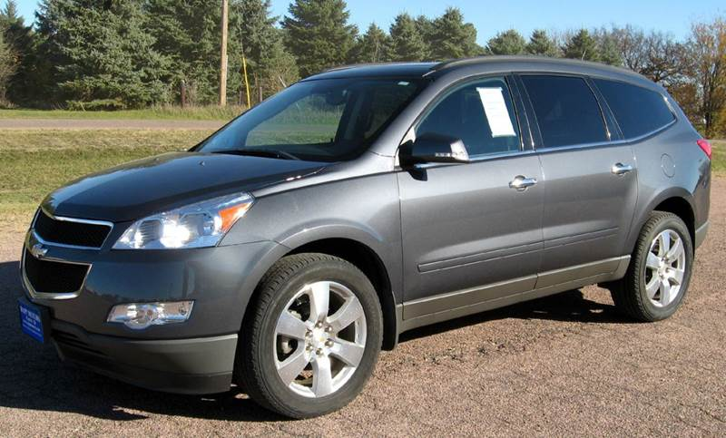 2012 Chevrolet Traverse Lt Awd 4dr Suv W 1lt In Marion Sd