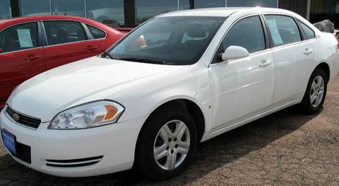 2008 Chevrolet Impala for sale in Marion, SD