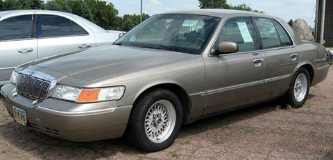 2001 Mercury Grand Marquis for sale in Marion, SD