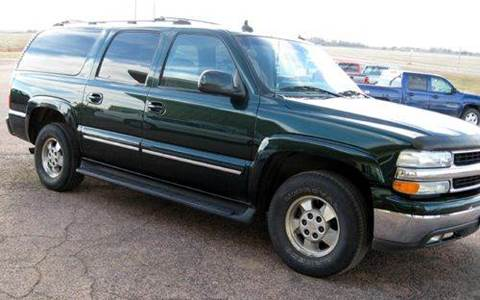 2003 Chevrolet Suburban for sale in Marion, SD