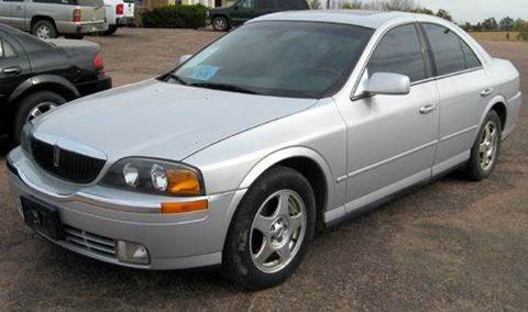 2001 Lincoln LS for sale in Marion, SD