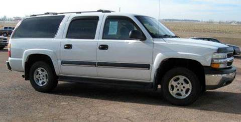 2004 Chevrolet Suburban for sale in Marion, SD