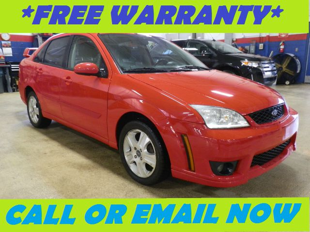 2007 FORD FOCUS ZX4 ST infra-red clearcoat free royal shield warranty rare focus st with 23l