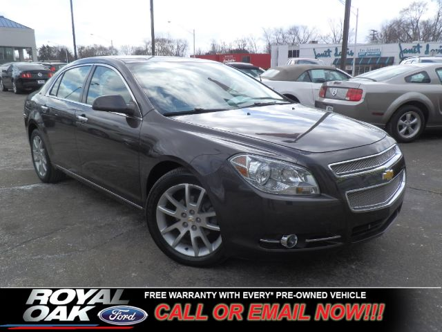 2010 CHEVROLET MALIBU LTZ gray free royal shield warranty loaded ltz with heated leather inter