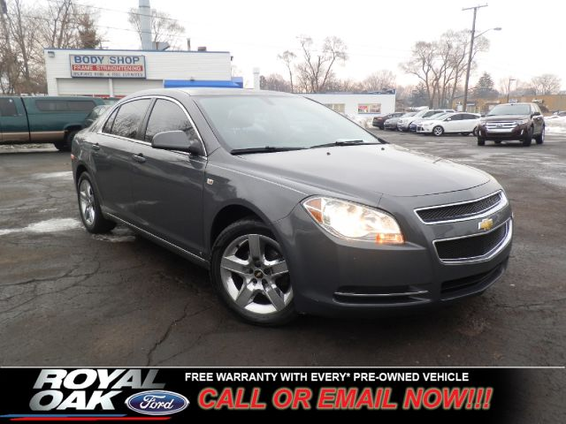 2008 CHEVROLET MALIBU LT1 gray free royal shield warranty lt1 with cloth seats cd player tin