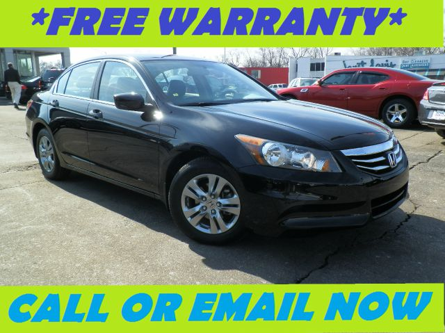 2011 HONDA ACCORD SE SEDAN AT crystal black pearl free royal shield warranty special edition w