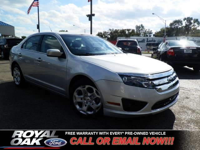 2011 FORD FUSION I4 SE ingot silver metallic free royal shield warranty se equipped with cloth