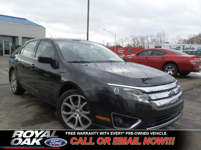 2010 FORD FUSION SE tuxedo black metallic free royal shield warranty se equipped with sport pa