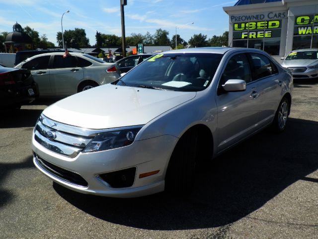 2012 FORD FUSION SEL ingot silver metallic remaining factory warranty loaded sel with heated l