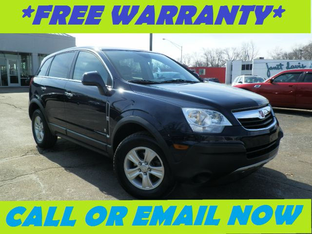 2008 SATURN VUE FWD 4-CYLINDER XE blue free royal shield warranty aux input onstar cloth sea