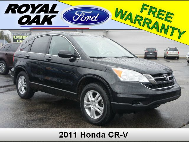 2011 HONDA CR-V EX unspecified 450 axle ratioreclining front bucket seatscloth seat trimamfm