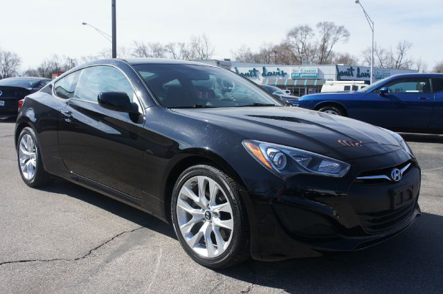 2013 HYUNDAI GENESIS COUPE unspecified advanced dual front airbagsauto light control wdaytime ru
