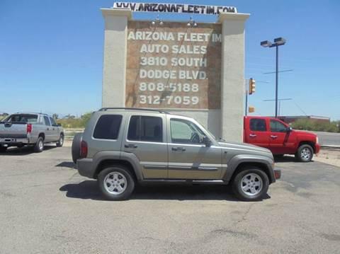 Jeep Liberty For Sale Tucson Az Carsforsale Com