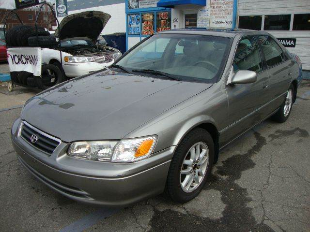 Broadway Auto Sales >> 2001 Toyota Camry XLE V6 In South Boston Abington Accord Broadway Auto Sales