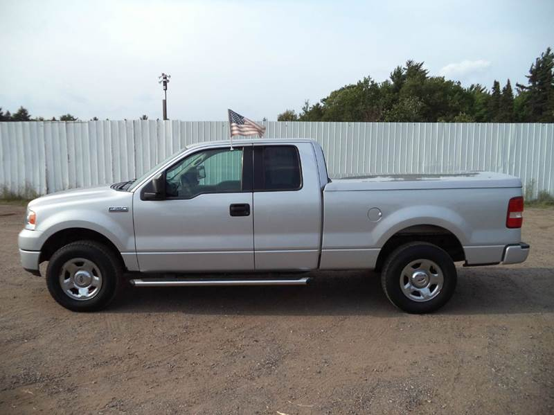 2005 ford f 150 stx 4dr supercab 4wd styleside 5 5 ft sb. Black Bedroom Furniture Sets. Home Design Ideas