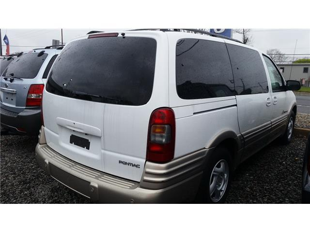 2002 Pontiac Montana Fwd 4dr Extended Mini-Van - Toms River NJ