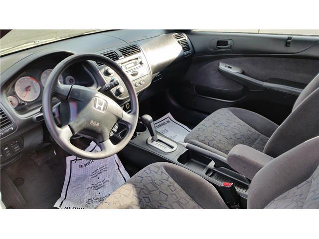 2002 Honda Civic EX 2dr Coupe - Toms River NJ