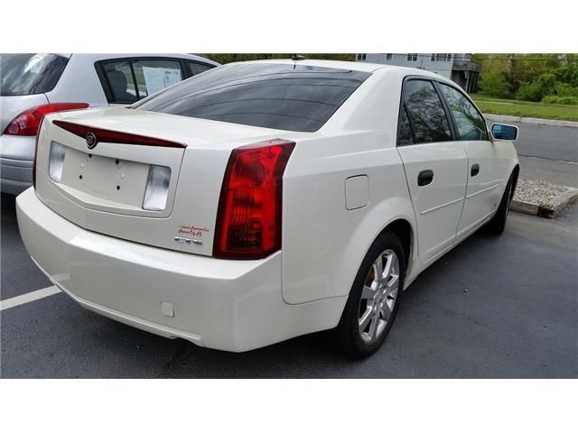 2007 Cadillac CTS  4d Sedan 3.6 - Toms River NJ