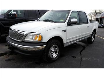 2002 Ford F-150 for sale in Toms River, NJ