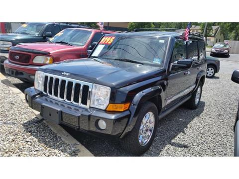 2008 Jeep Commander for sale in Toms River, NJ