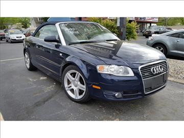 2007 Audi A4 for sale in Toms River, NJ