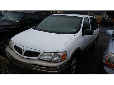 2002 Pontiac Montana for sale in Toms River, NJ