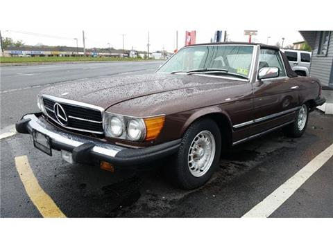 1984 Mercedes-Benz 380-Class for sale in Toms River, NJ