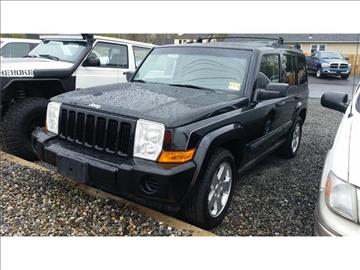 2006 Jeep Commander for sale in Toms River, NJ