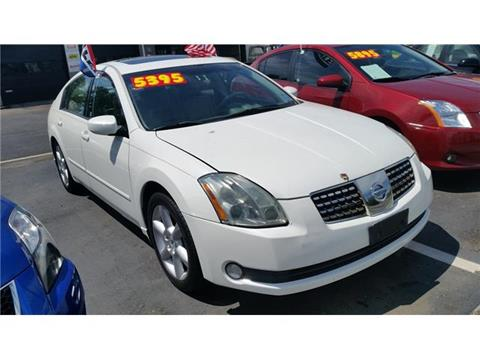 2006 Nissan Maxima for sale in Toms River, NJ