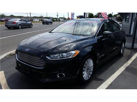 2015 Ford Fusion Hybrid for sale in Toms River, NJ