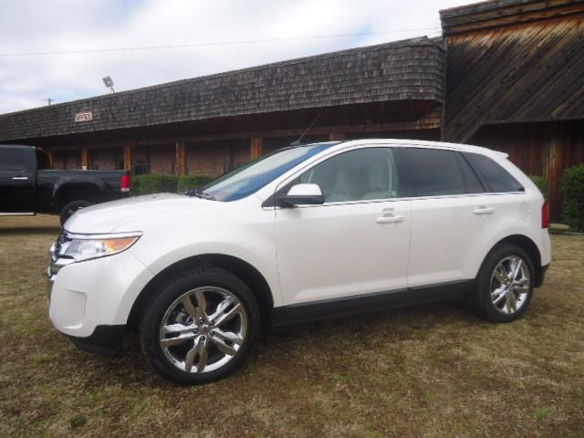 Used 2011 Ford Edge Limited 4dr In Hamilton Al At Lamb
