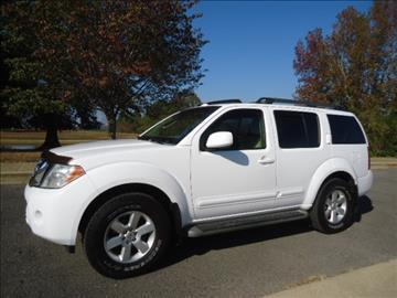 2008 Nissan Pathfinder for sale in Hamilton, AL