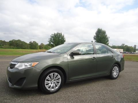 2012 Toyota Camry for sale in Hamilton, AL