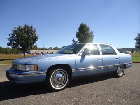 1994 Cadillac DeVille for sale in Hamilton, AL