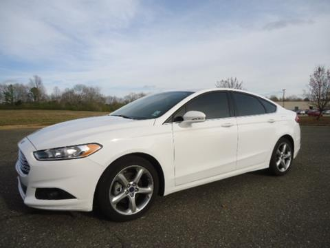 2015 Ford Fusion for sale in Hamilton, AL