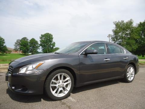2012 Nissan Maxima for sale in Hamilton, AL