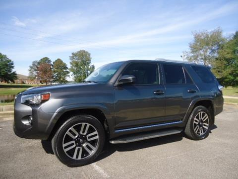 2016 Toyota 4Runner for sale in Hamilton, AL